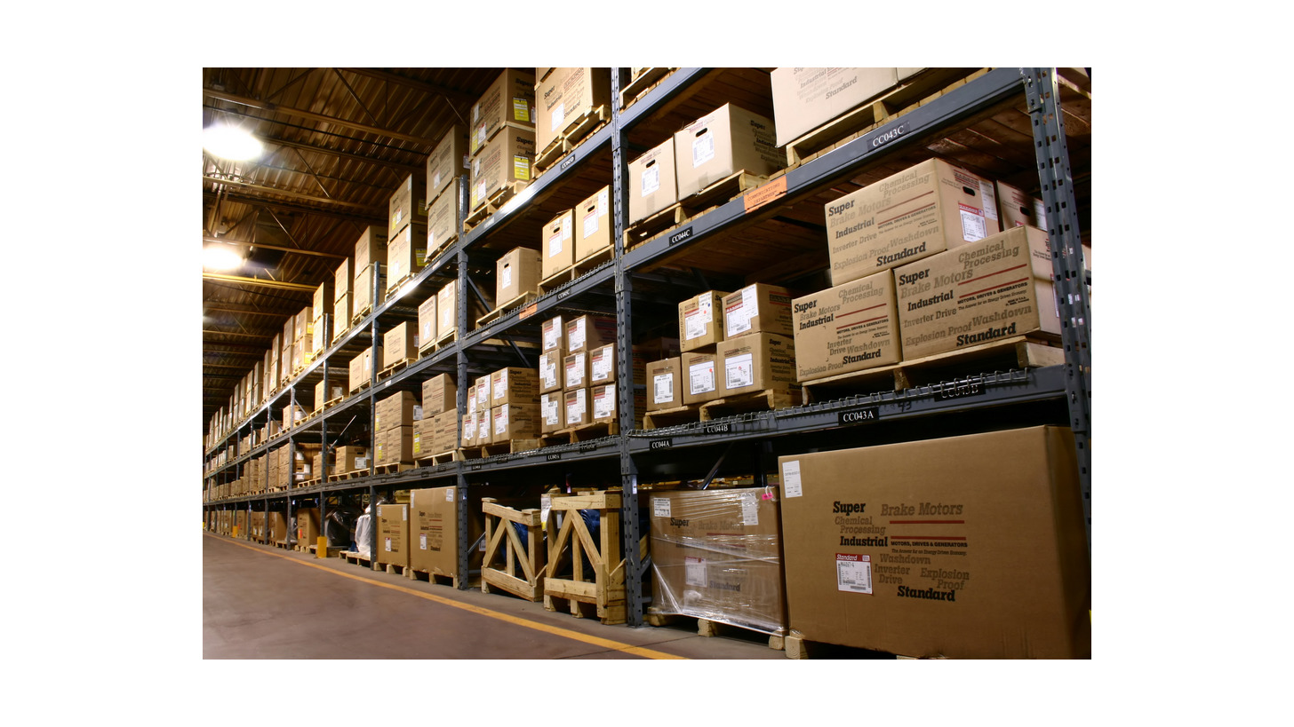 Logo Warehouse management with dilos