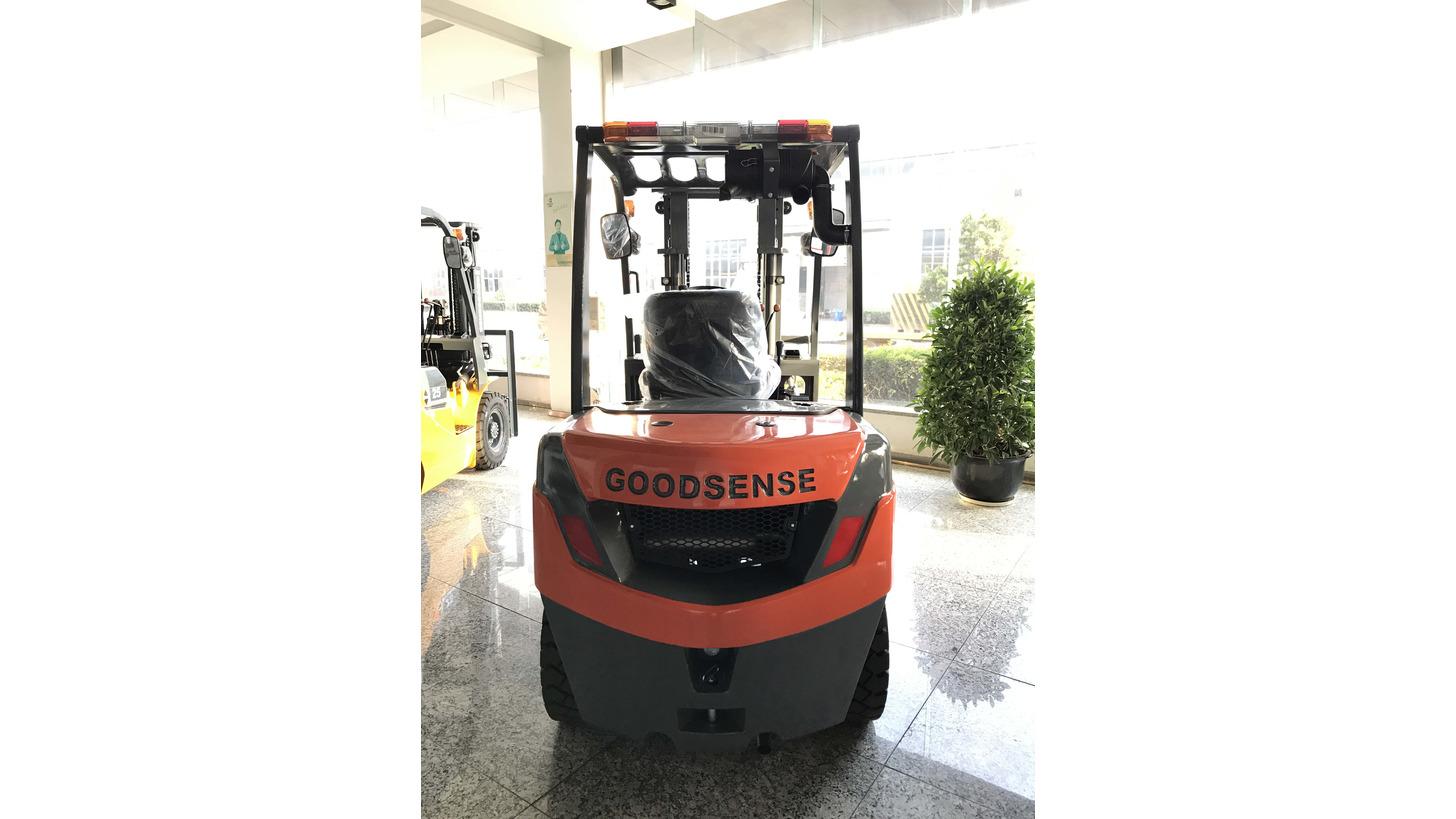 Logo Diesel Forklift Truck