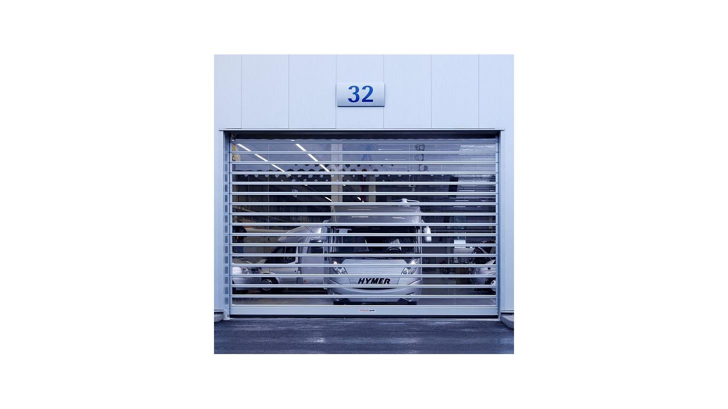 Logo EFA-STT® High-Speed Turbo Door