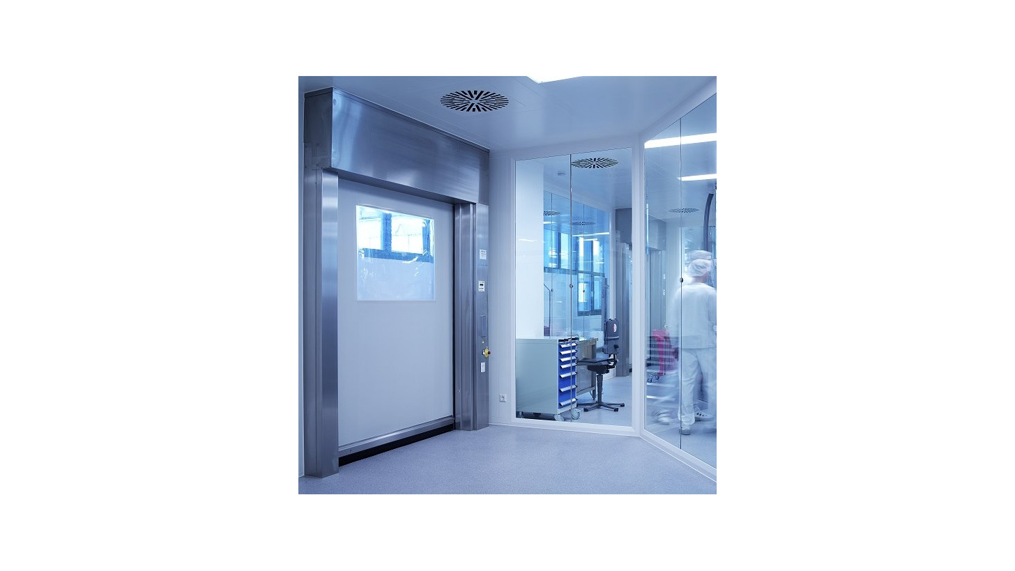 Logo EFA-SRT®-CR High-Speed Roll-Up Door CR