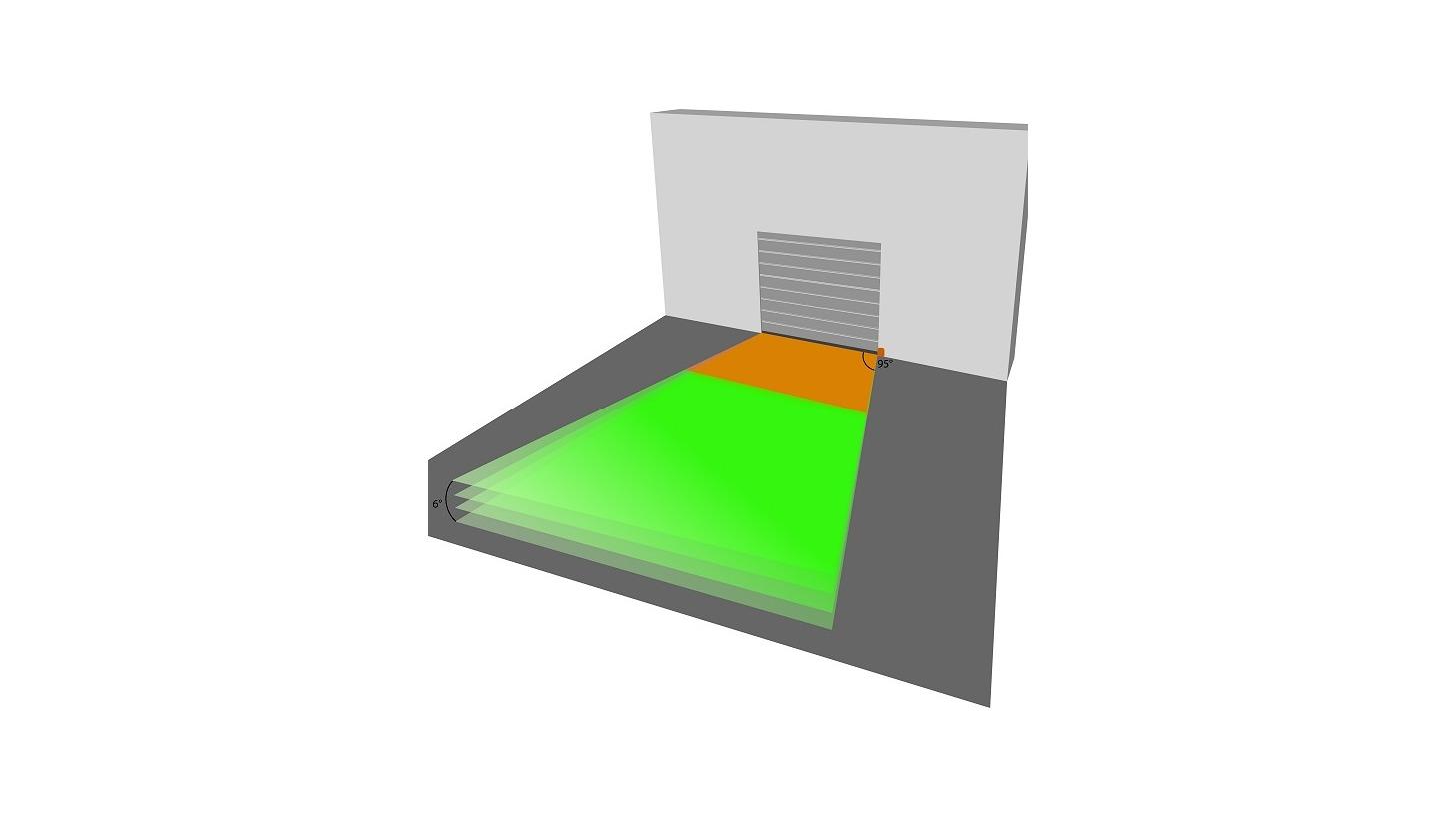 Logo EFA-SCAN® Laserscanner