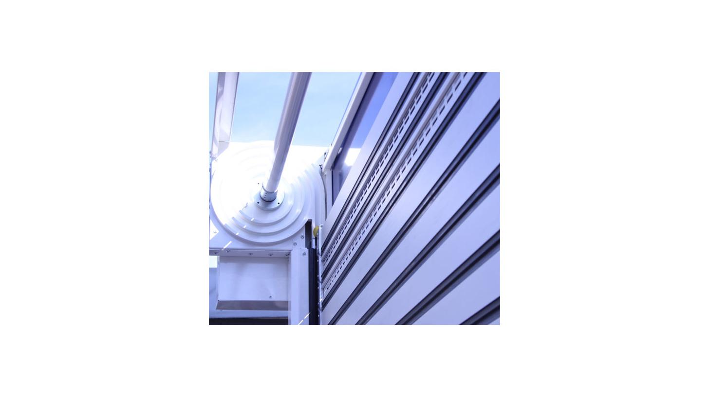 Logo EFA-SST®-PS high-speed spiral door