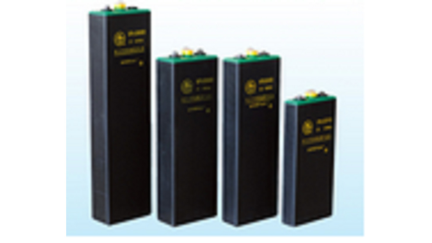 Logo PzS  Series Traction Storage Battery