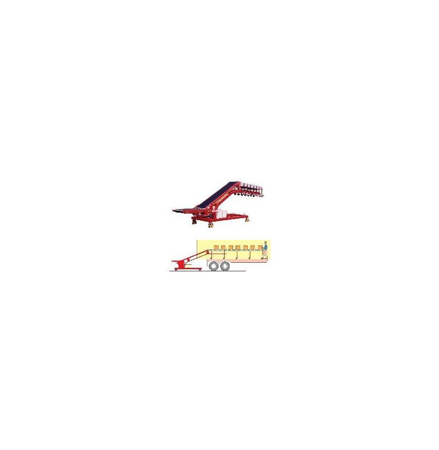 Logo UNI-FLEX Trailer Loader