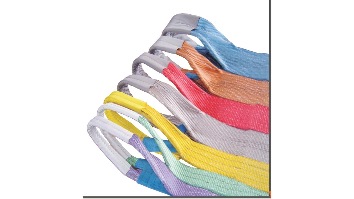 Logo Toho Series Polyester Webbing Slings