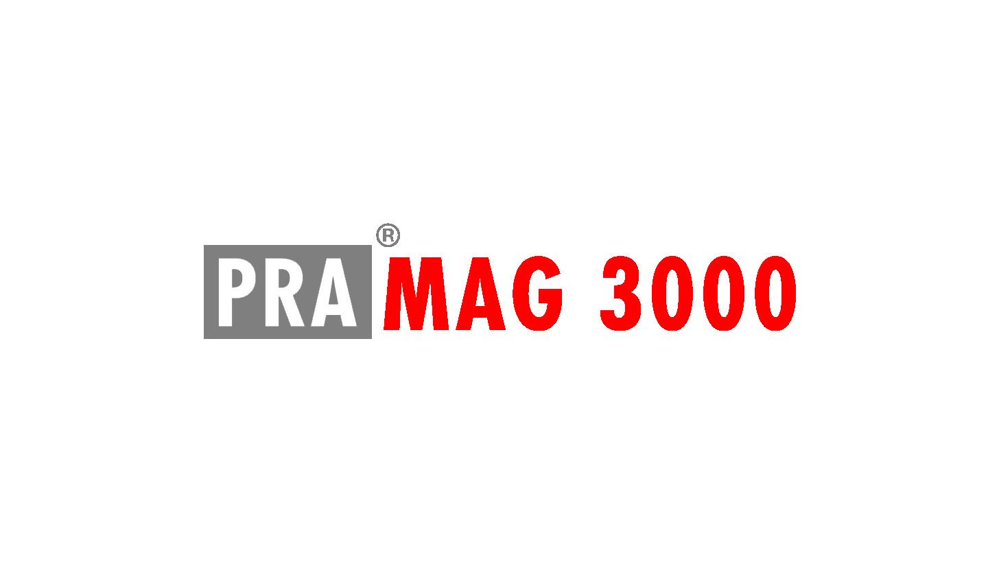 Logo PRA®MAG 3000