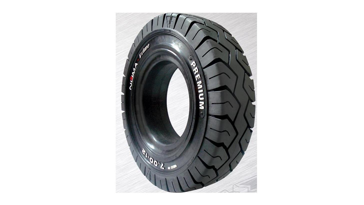 Logo NUMA Prime Solid Resilient tyres