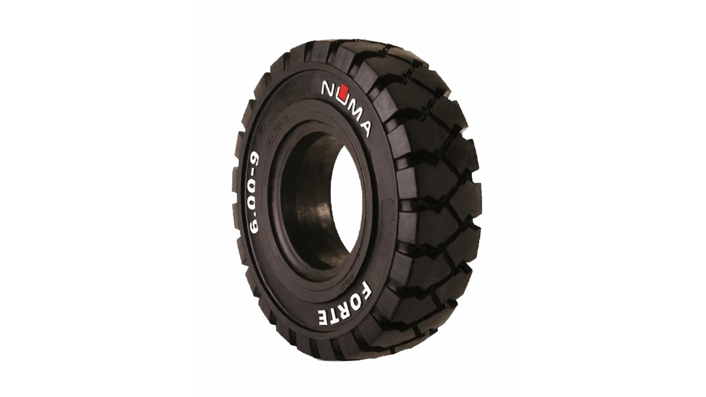 Logo NUMA Solid Resilient Tyres