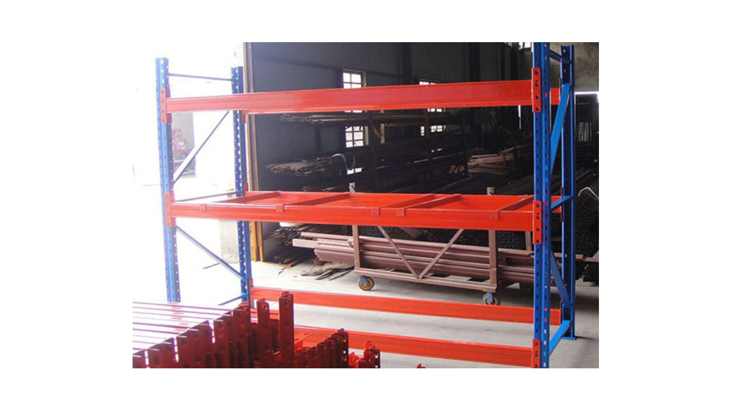 Logo Heavy Duty Pallet Rack