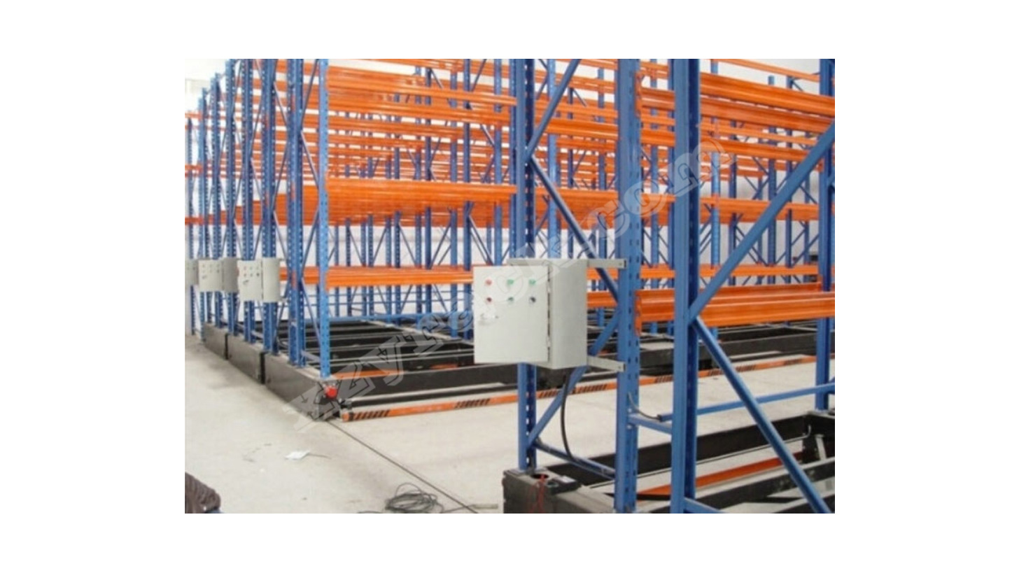 Logo Electric Mobile Racking