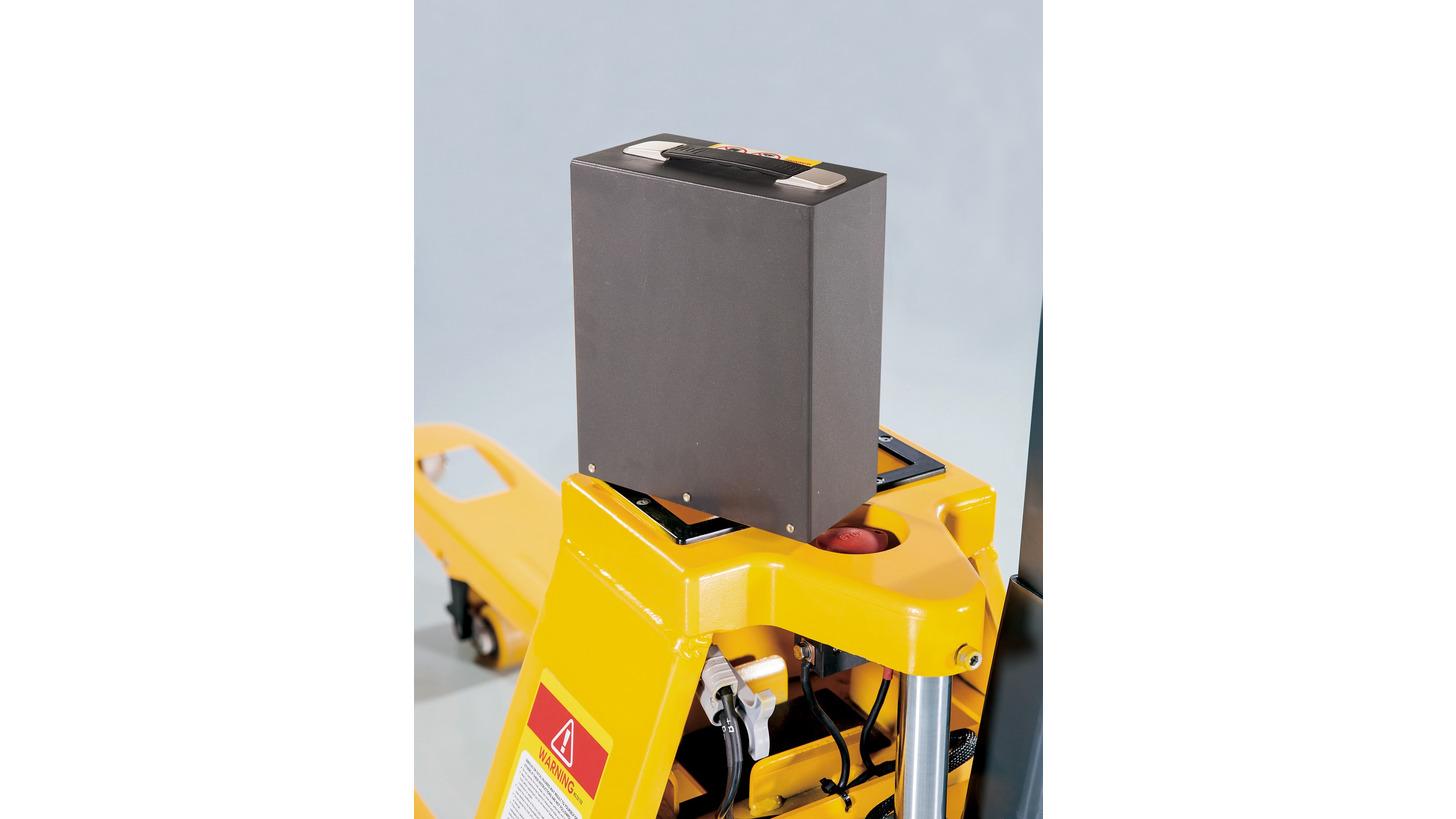 Logo Lithium battery pallet truck EPT15