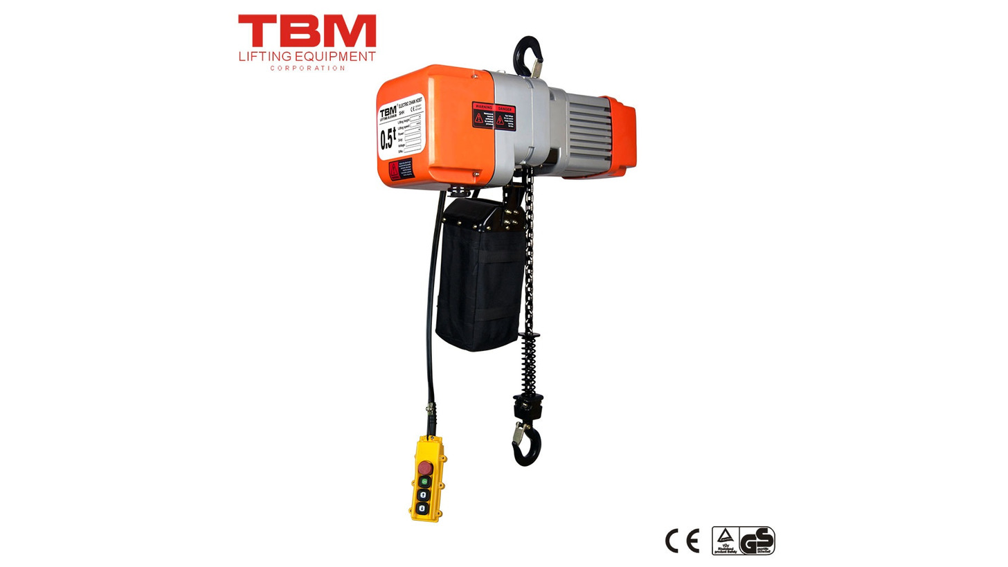 Logo Electric Chain Hoist