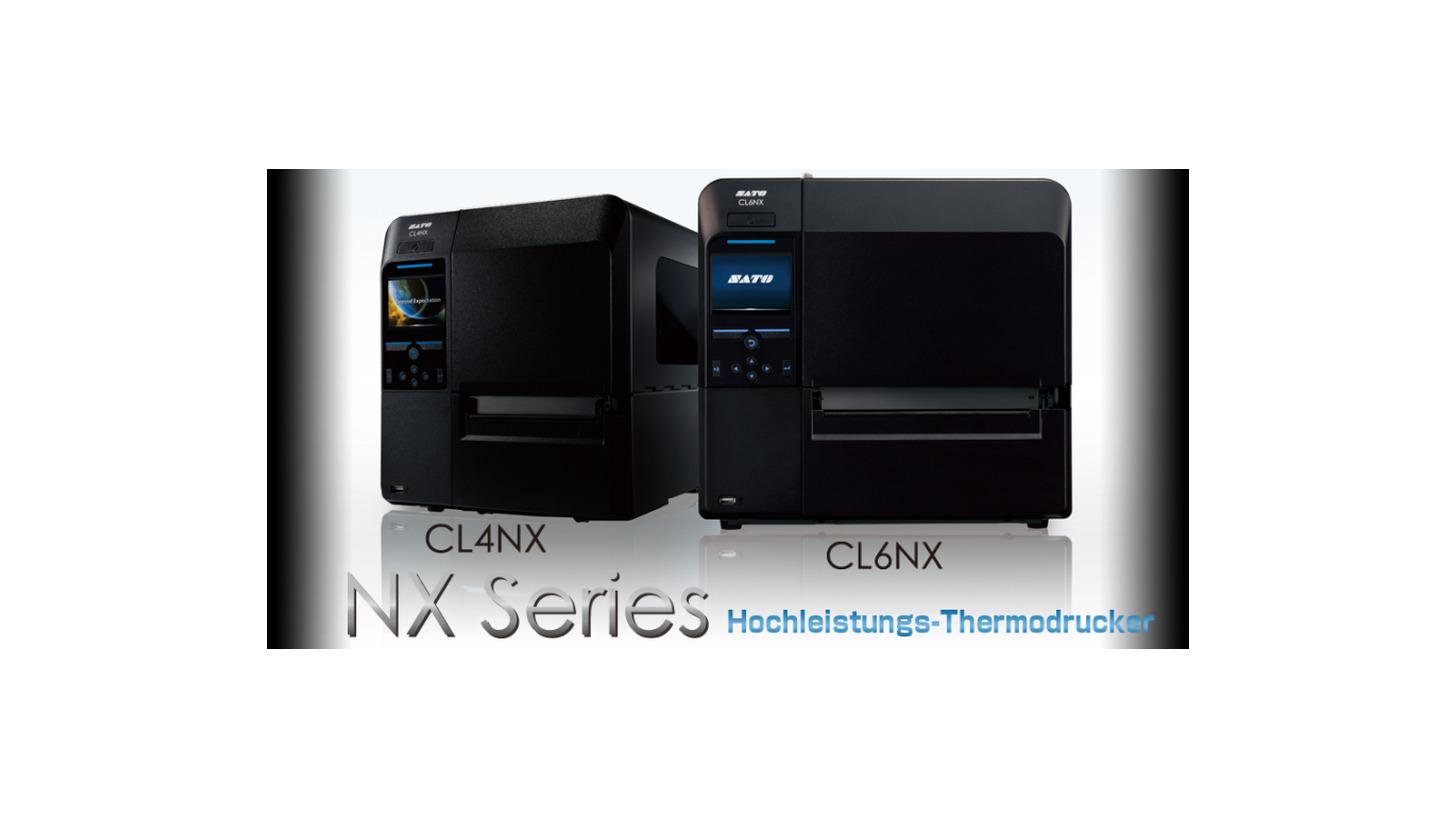 Logo SATO CL4NX / CL6NX