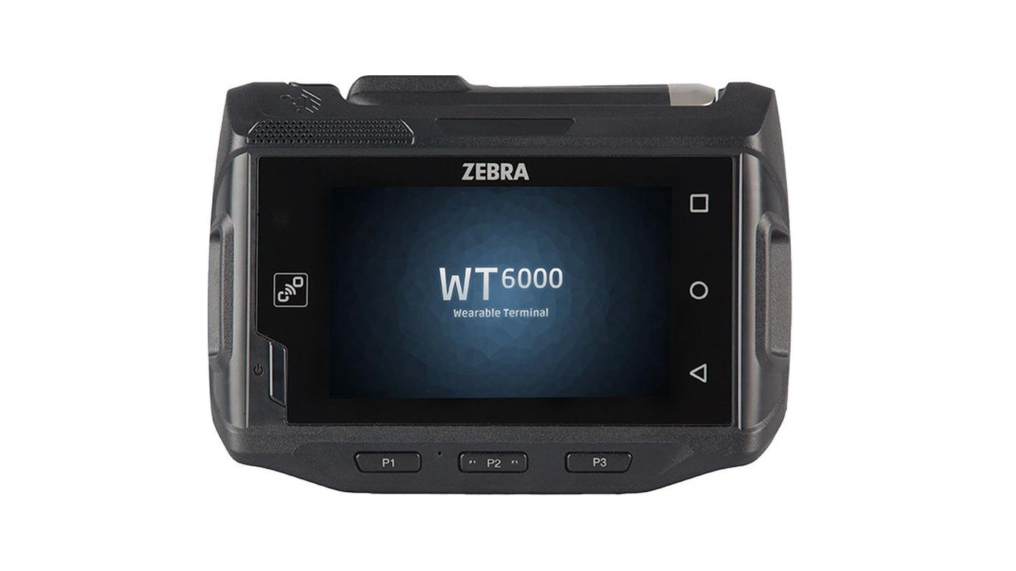 Logo Zebra WT6000