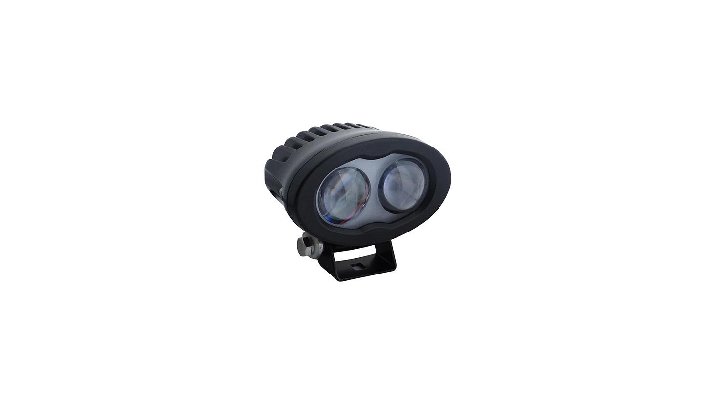 Logo LED forklift blue safety light