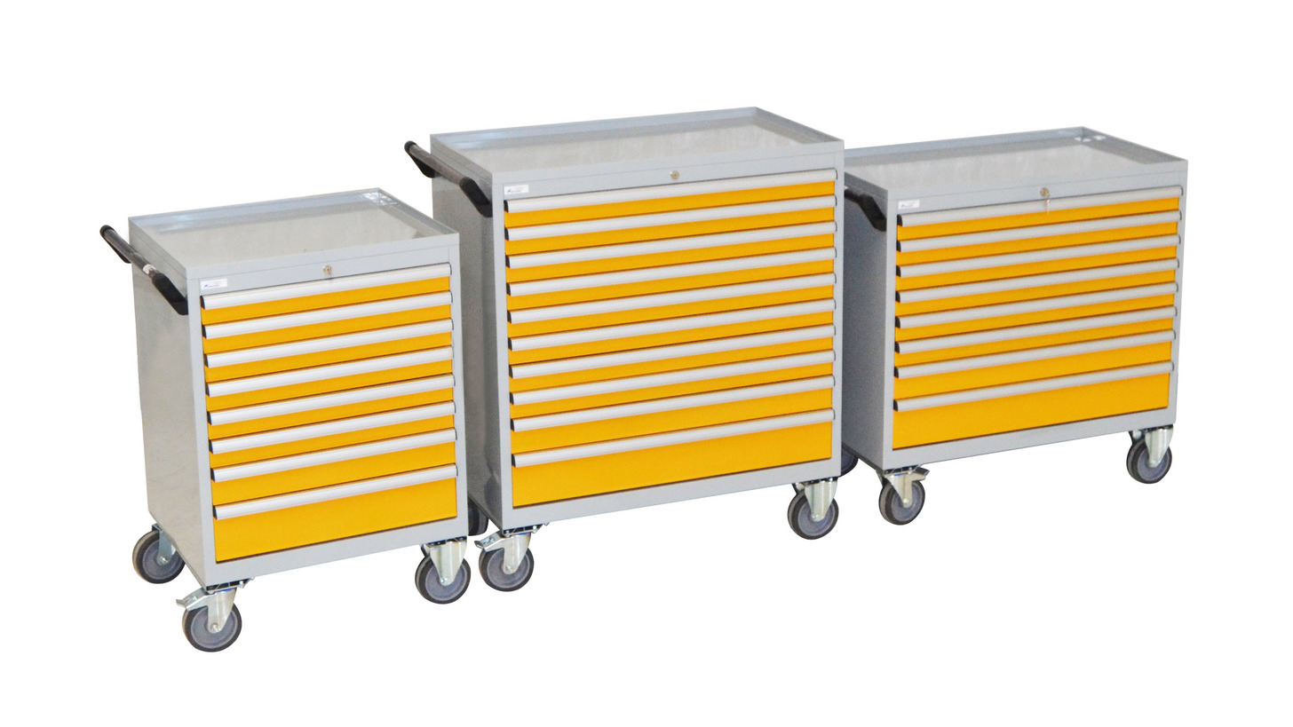 Logo MOBILE TOOL CABINET