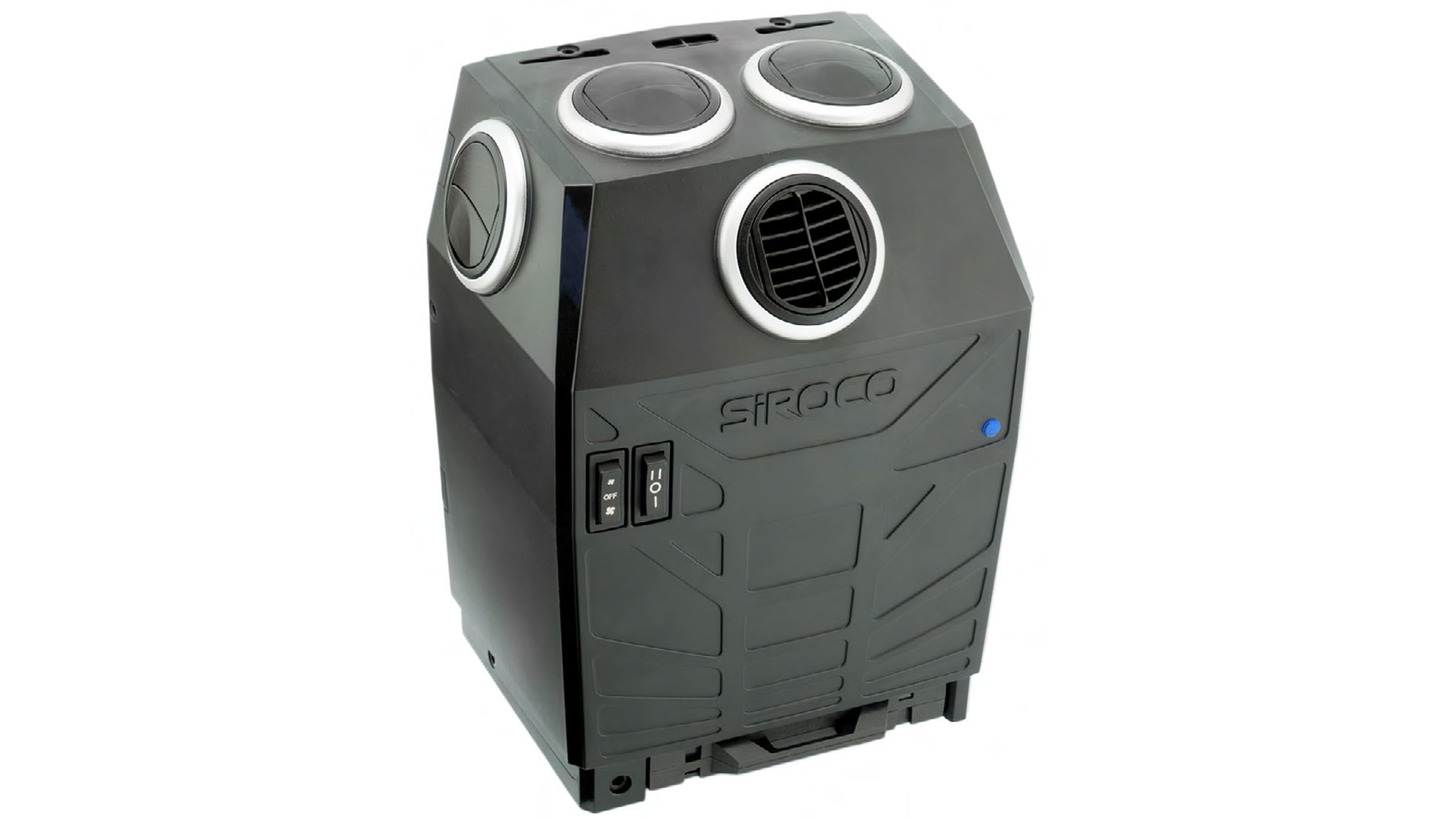 Logo electric heater Sonora