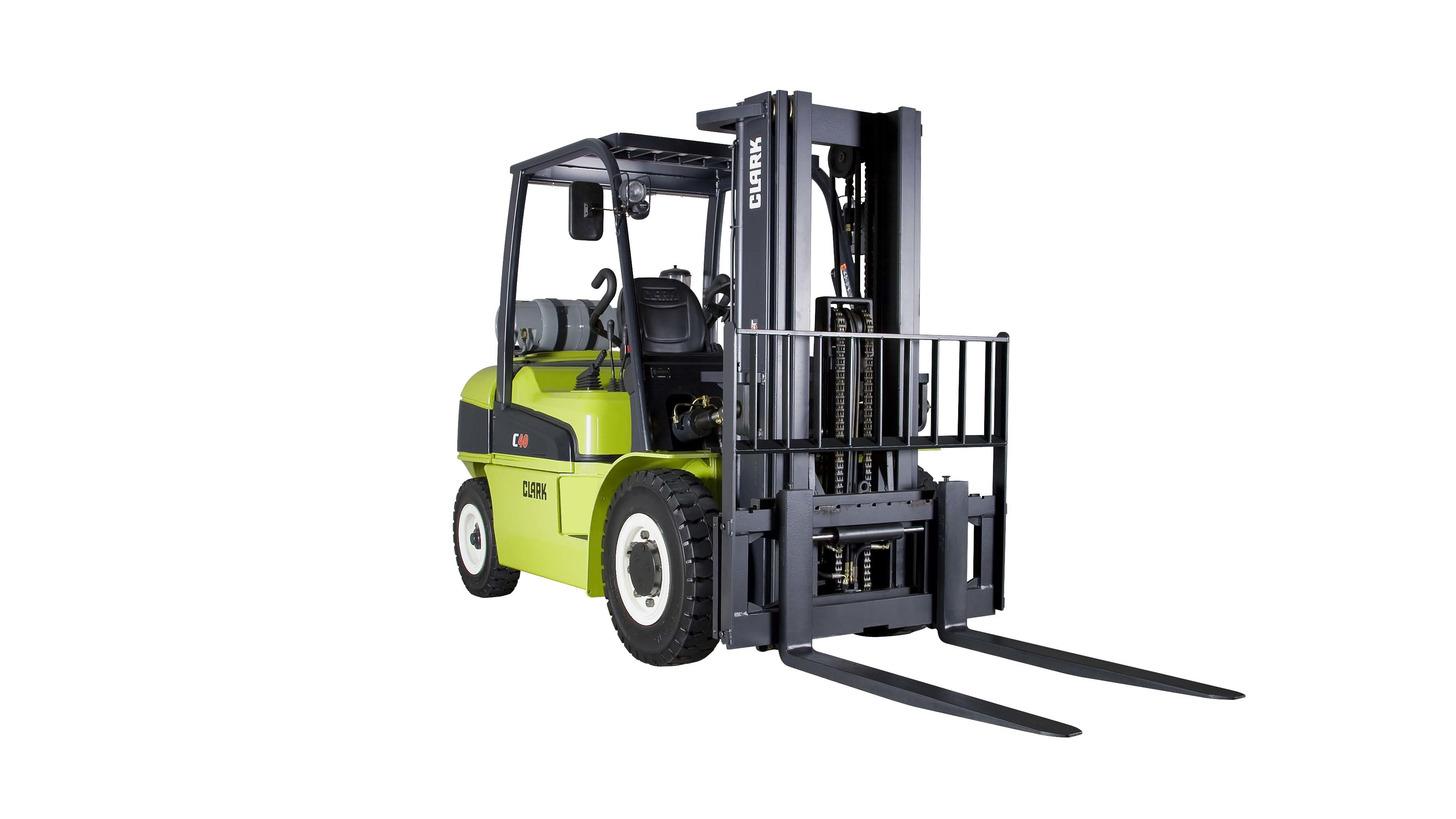 Logo IC-PNEUMATIC Forklifts LPG/DIESEL C40-55s