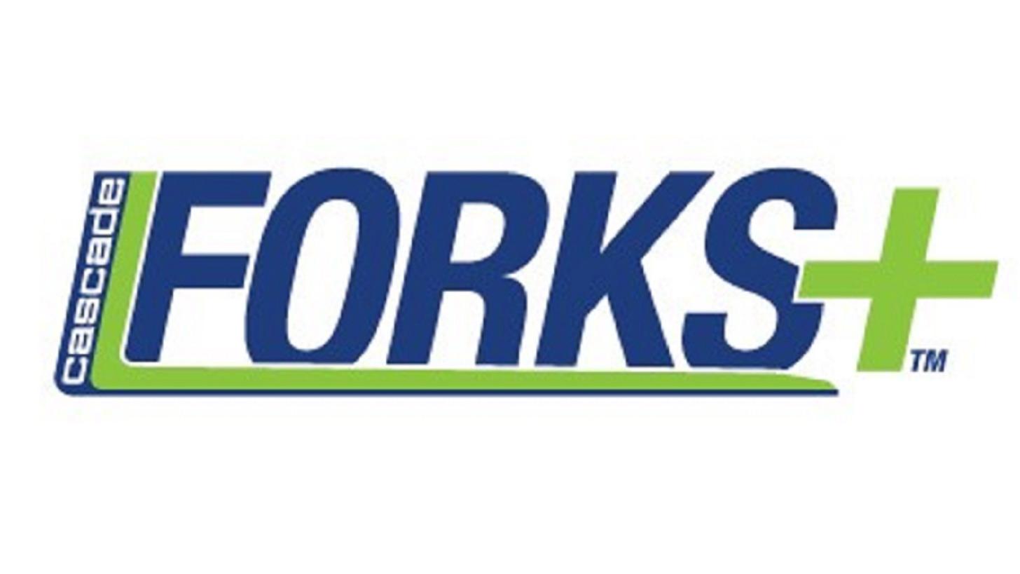 Logo Cascade Forks+