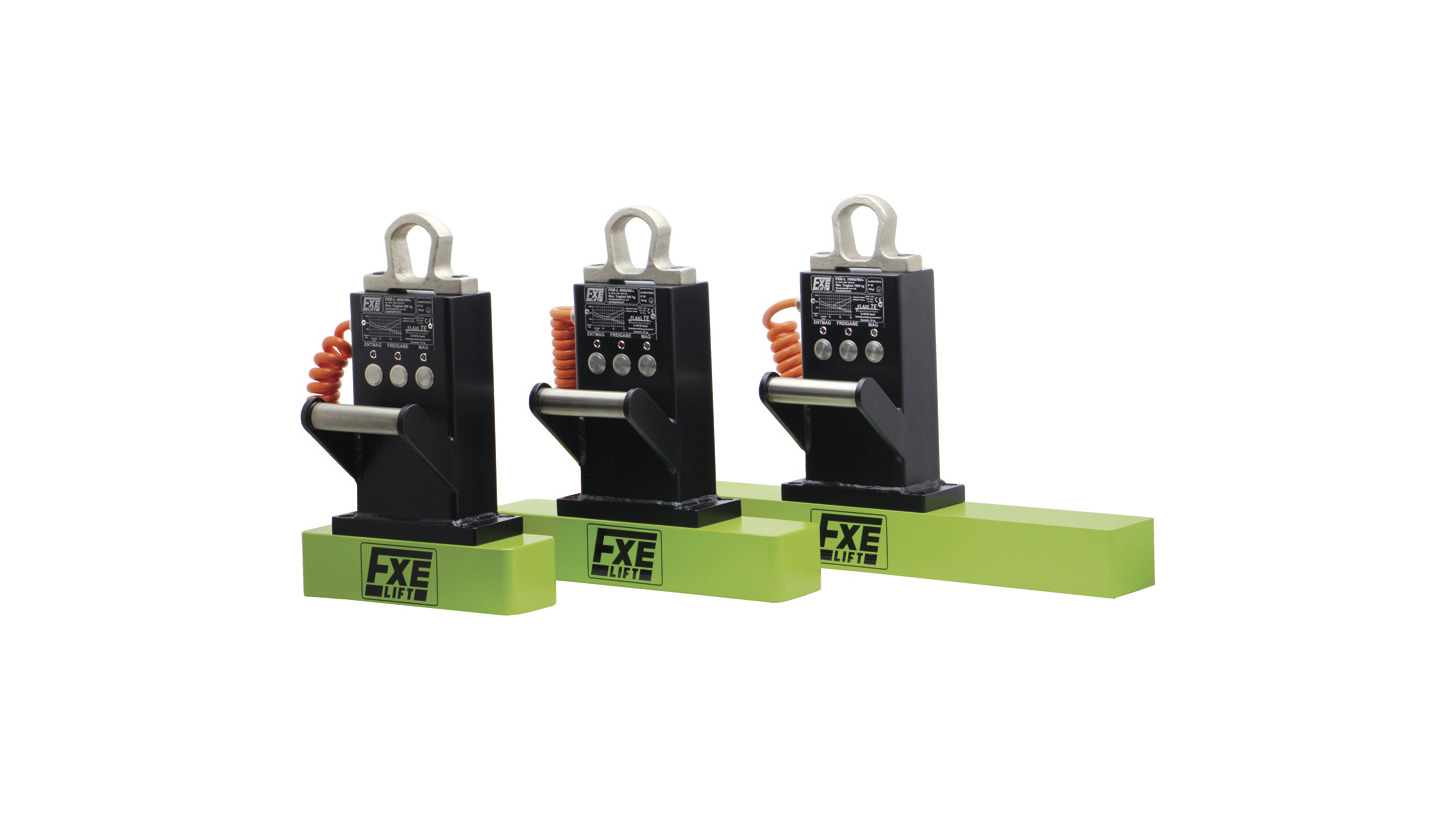 Logo FXE Electro-Permanent Lifting Magnets