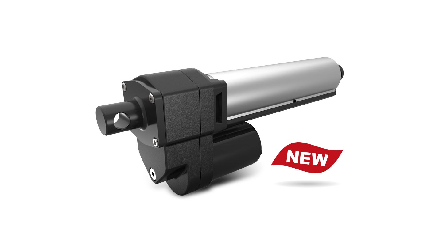 Logo B-Track K4X Linear Actuator