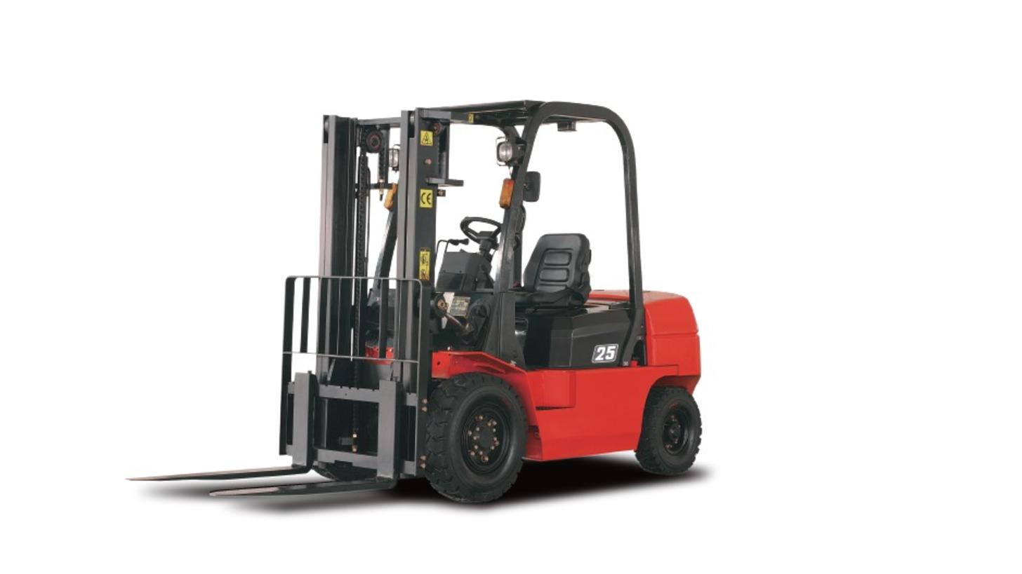 Logo Forklift Truck