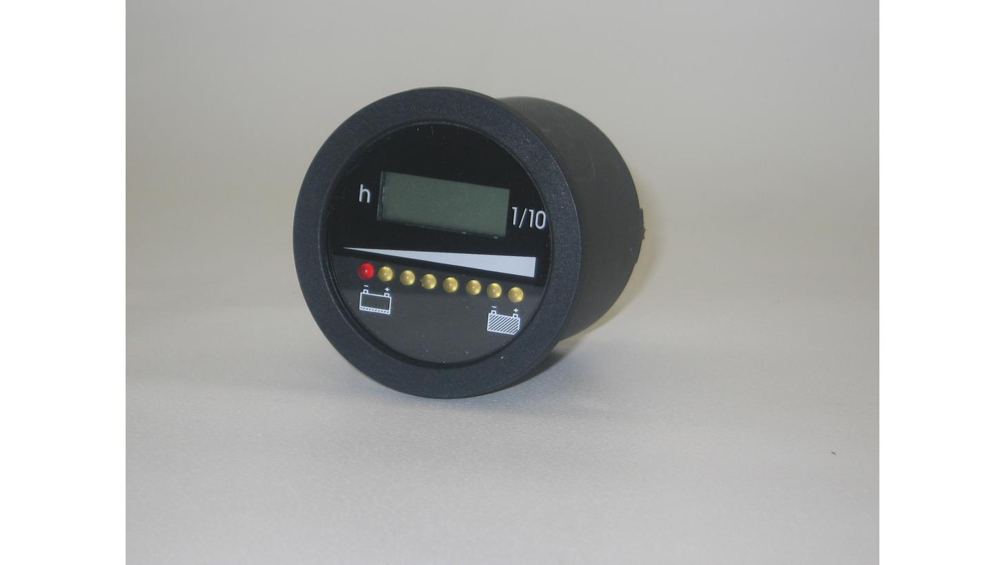 Logo Battery Discharge Indicator ULBF52RC