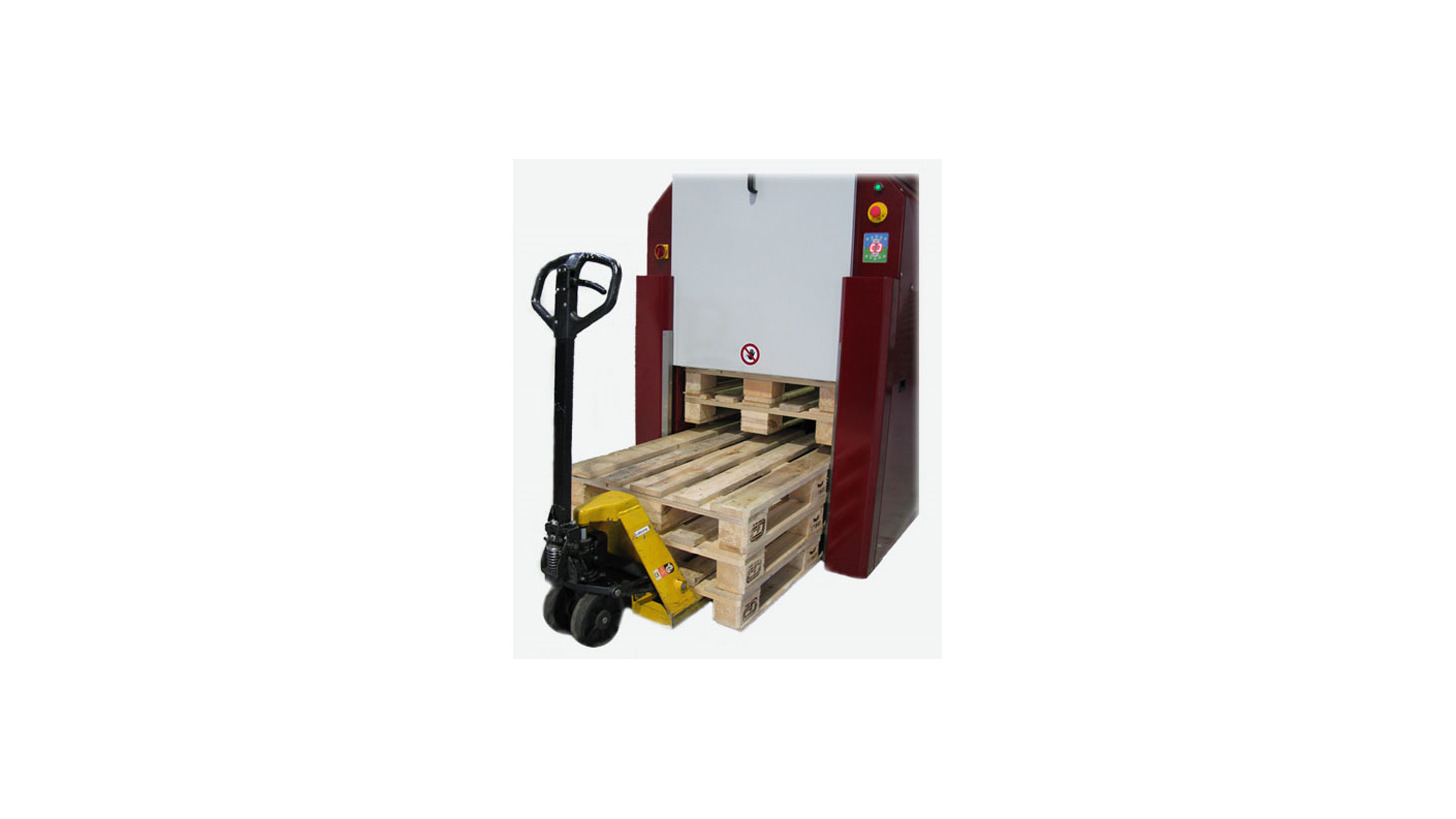 Logo Pallet Dispenser PALTOWER 50