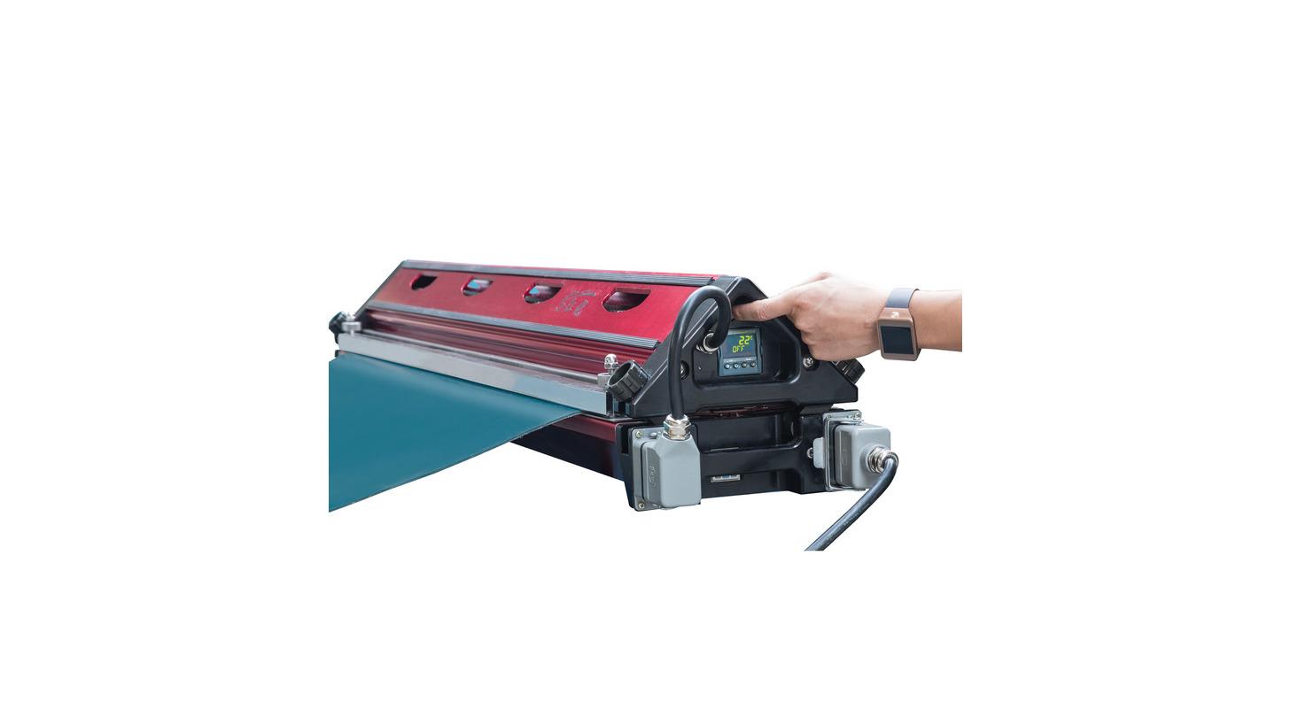 Logo Air cooled press machine