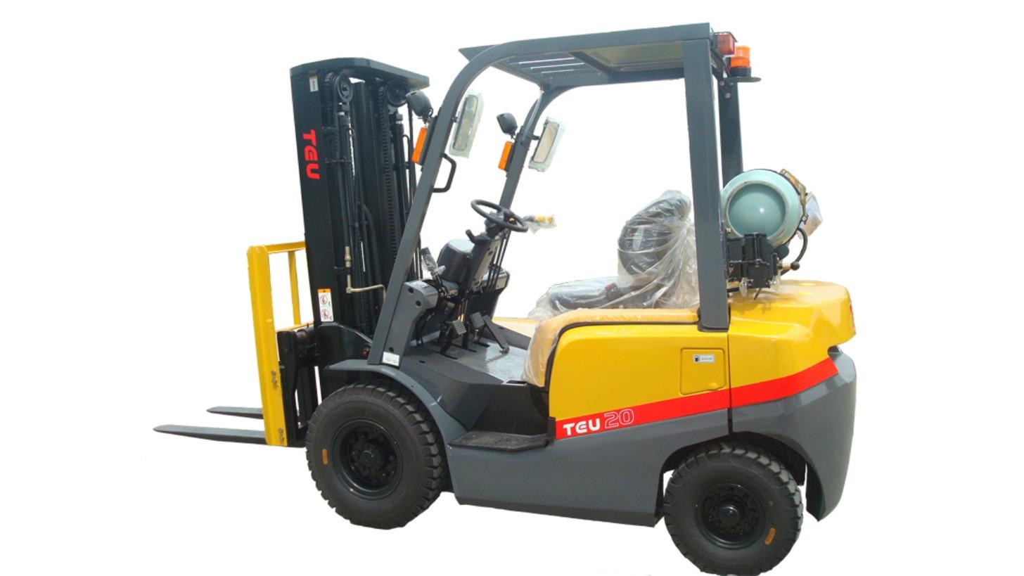 Logo Gasoline Forklift FG20T-LPG