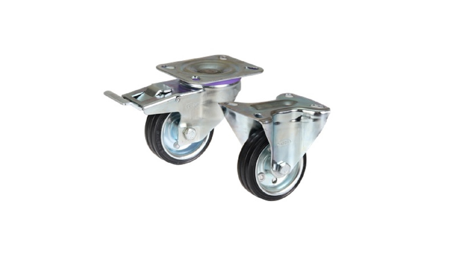 Logo Light Duty Casters and Wheels