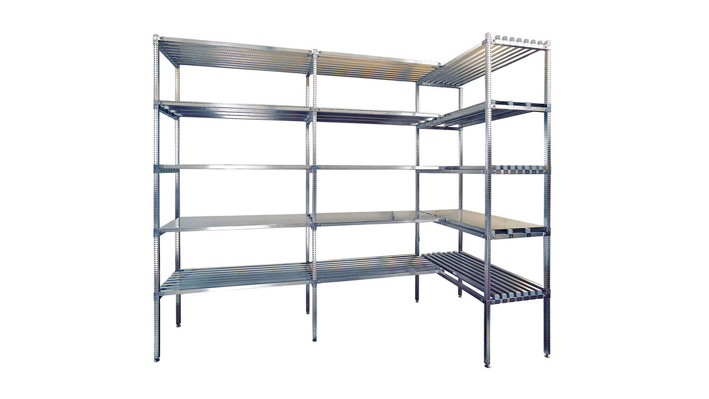 Logo SUPERINOX STAINLESS STEEL SHELVING SYST.