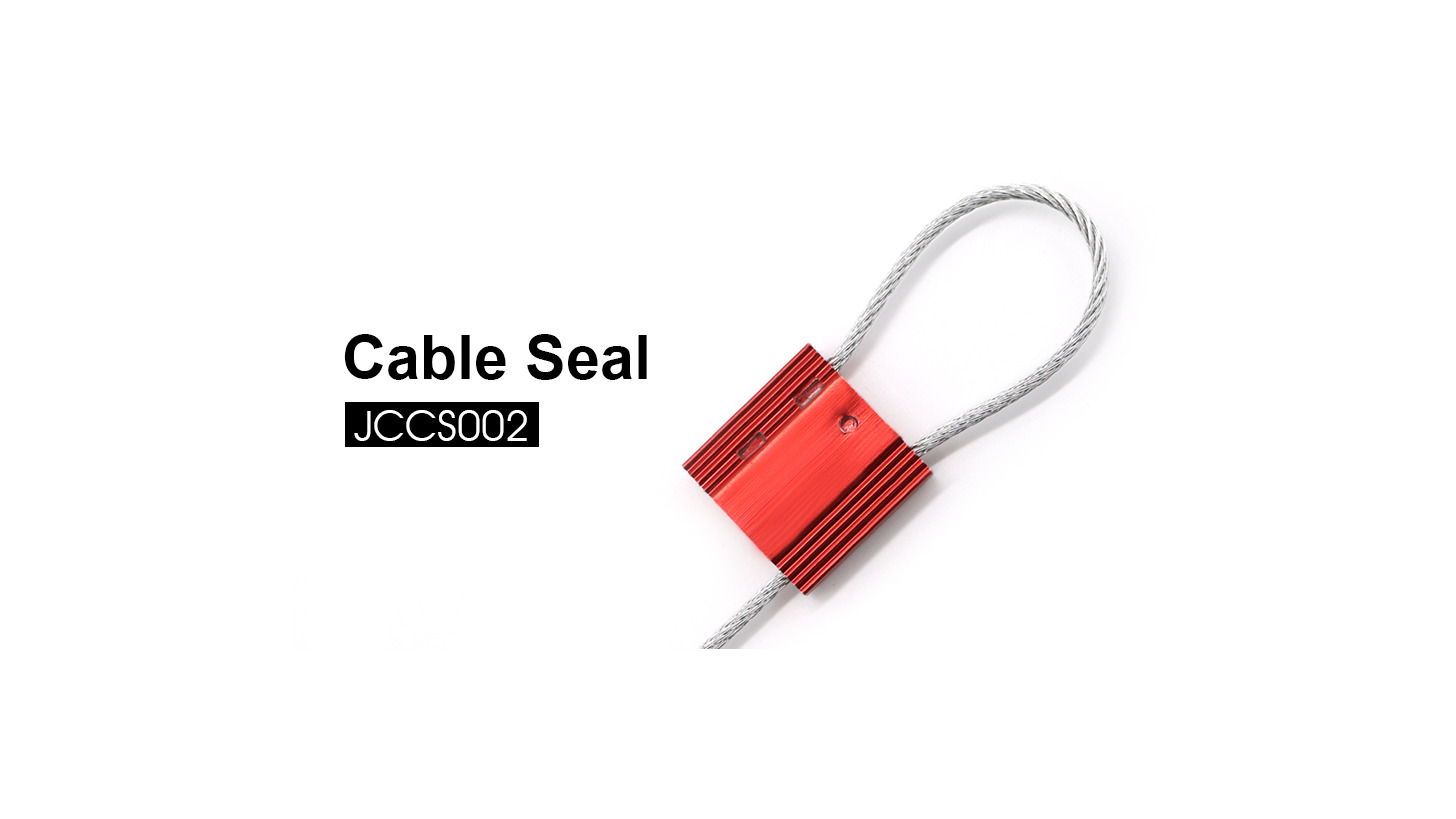 Logo Cable Seal JCCS002