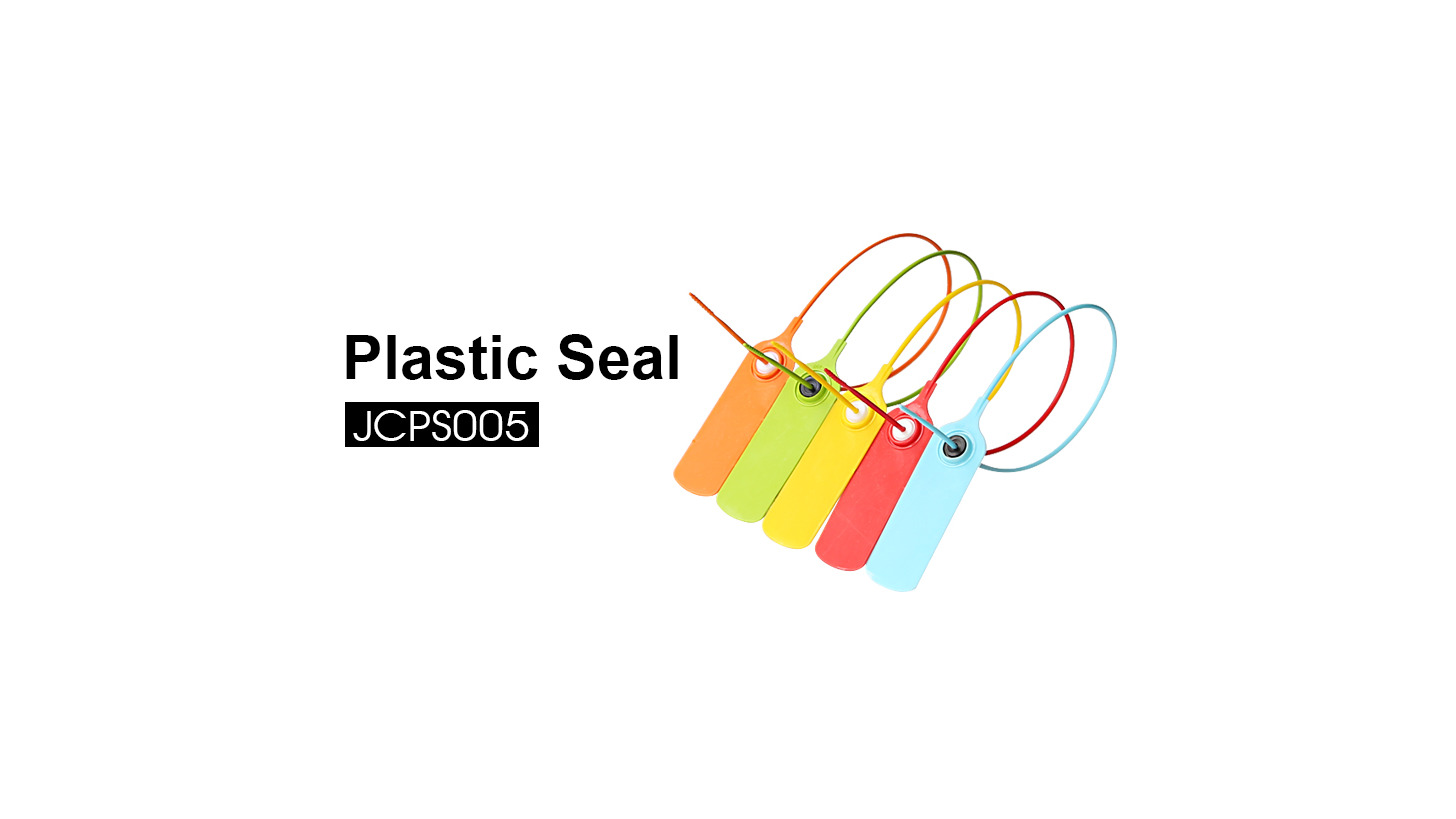 Logo Plastic Seal JCPS005
