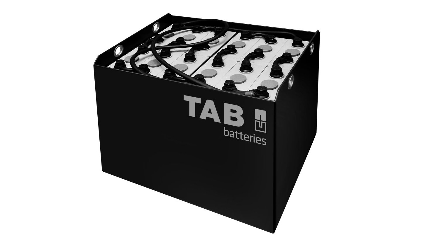 Logo TRACTION BATTERIES