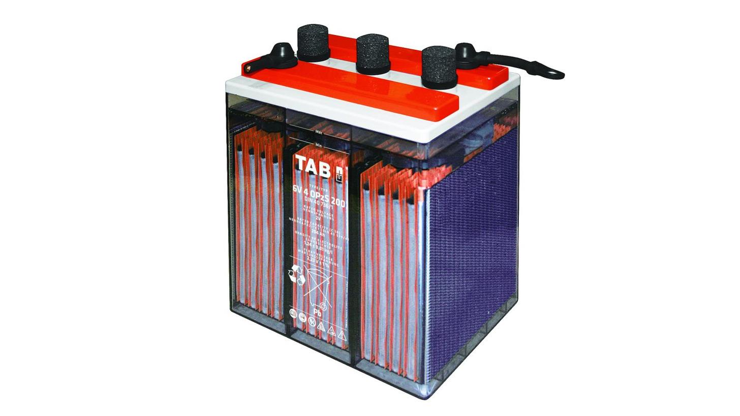 Logo Stationary batteries