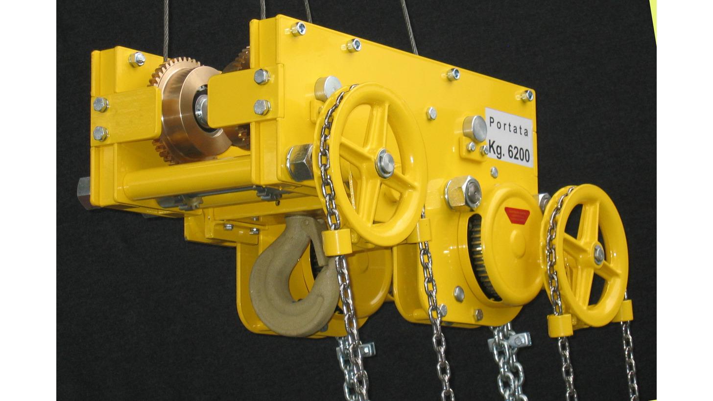 Logo Manual chain hoists