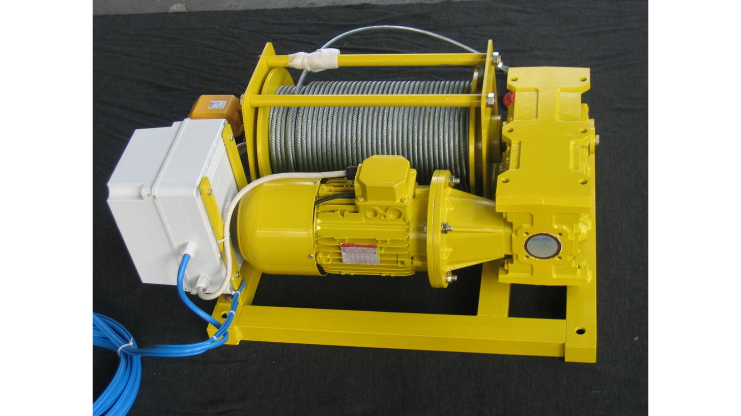 Logo Electric winch