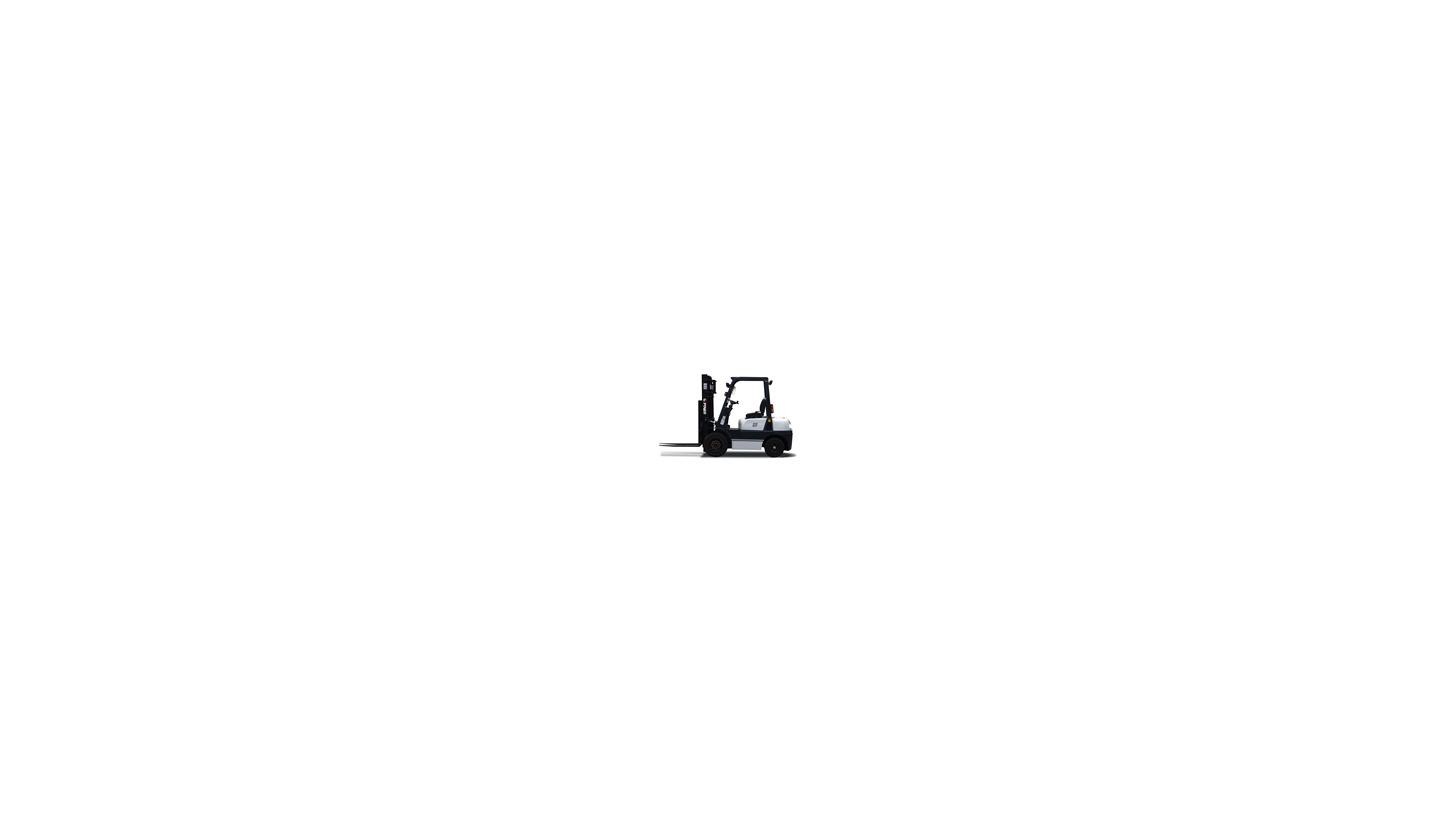 Logo GC POWER LP GAS forklift truck 1.5-5.0Ton
