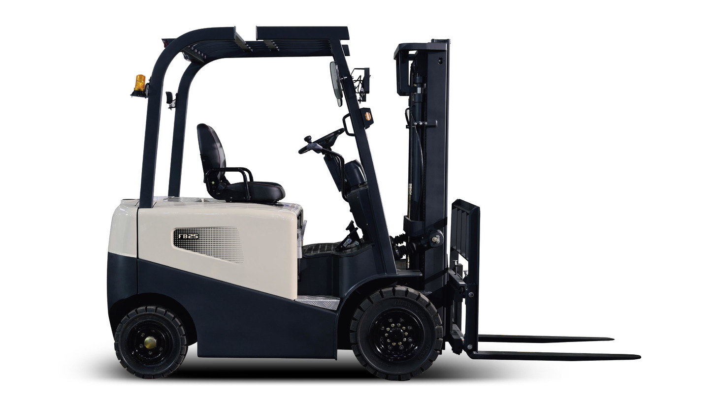 Logo H series Electric forklift 1.5T-3.5T