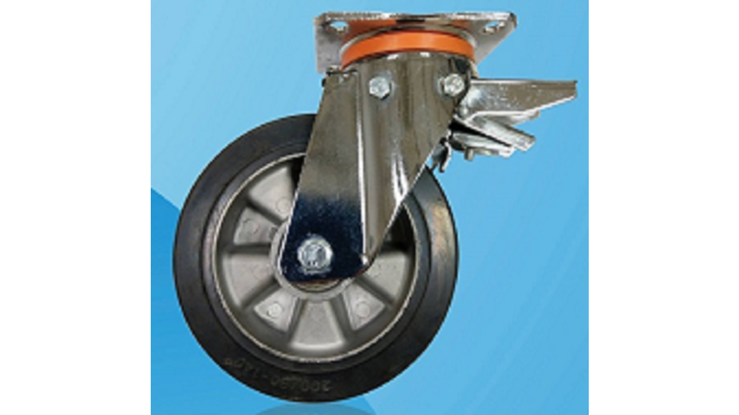 Logo Castors & Wheels