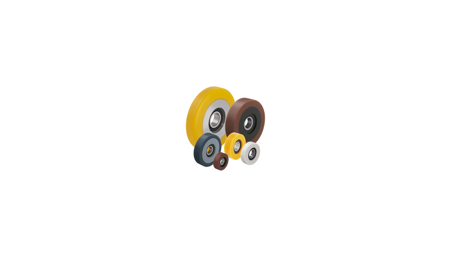 Logo Guide rollers