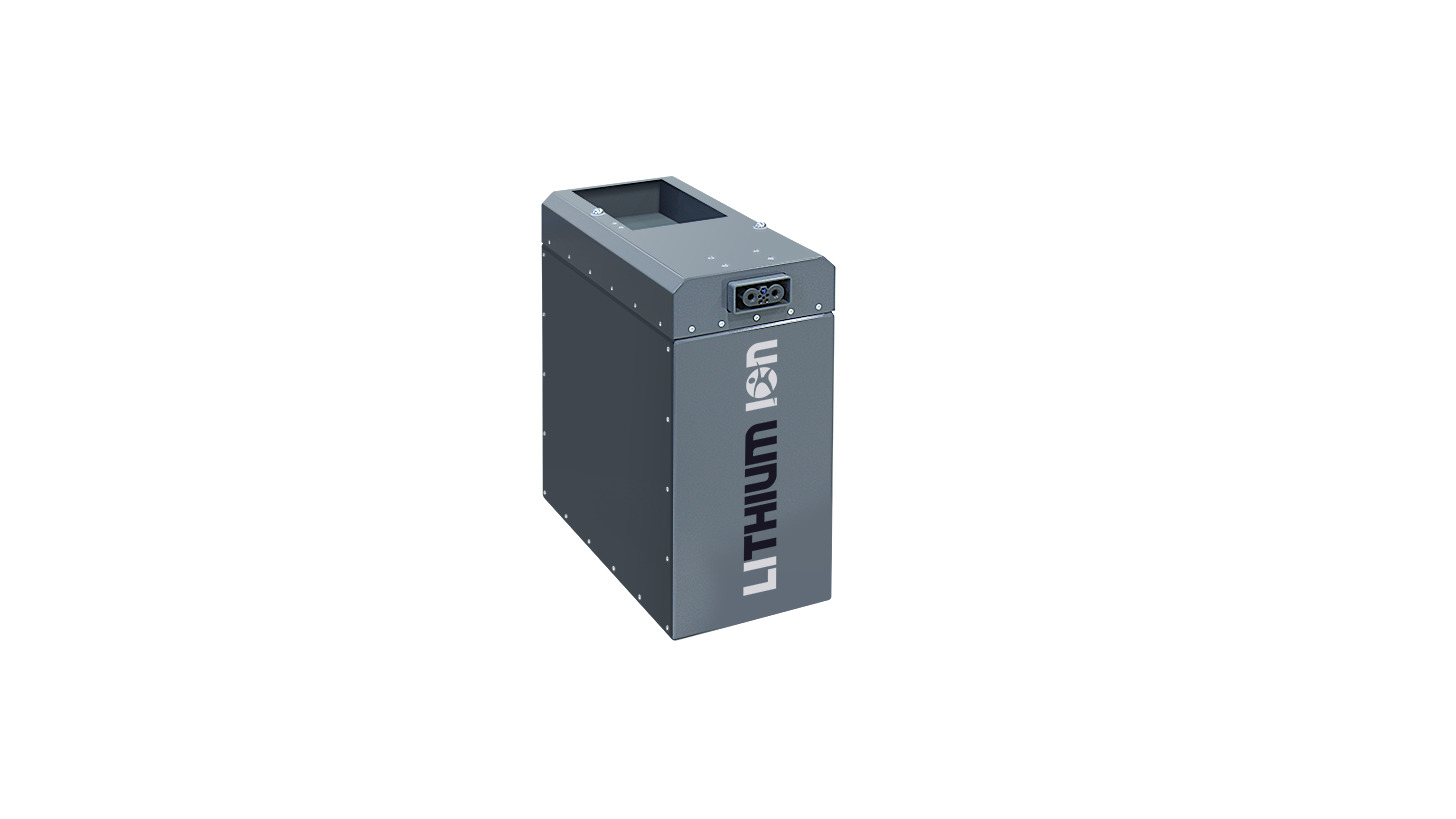 Logo TRIATHLON® Lithium-Ion Battery systems