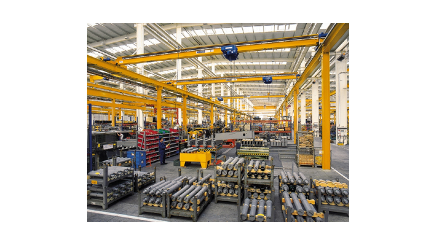 Logo Single Girder Cranes
