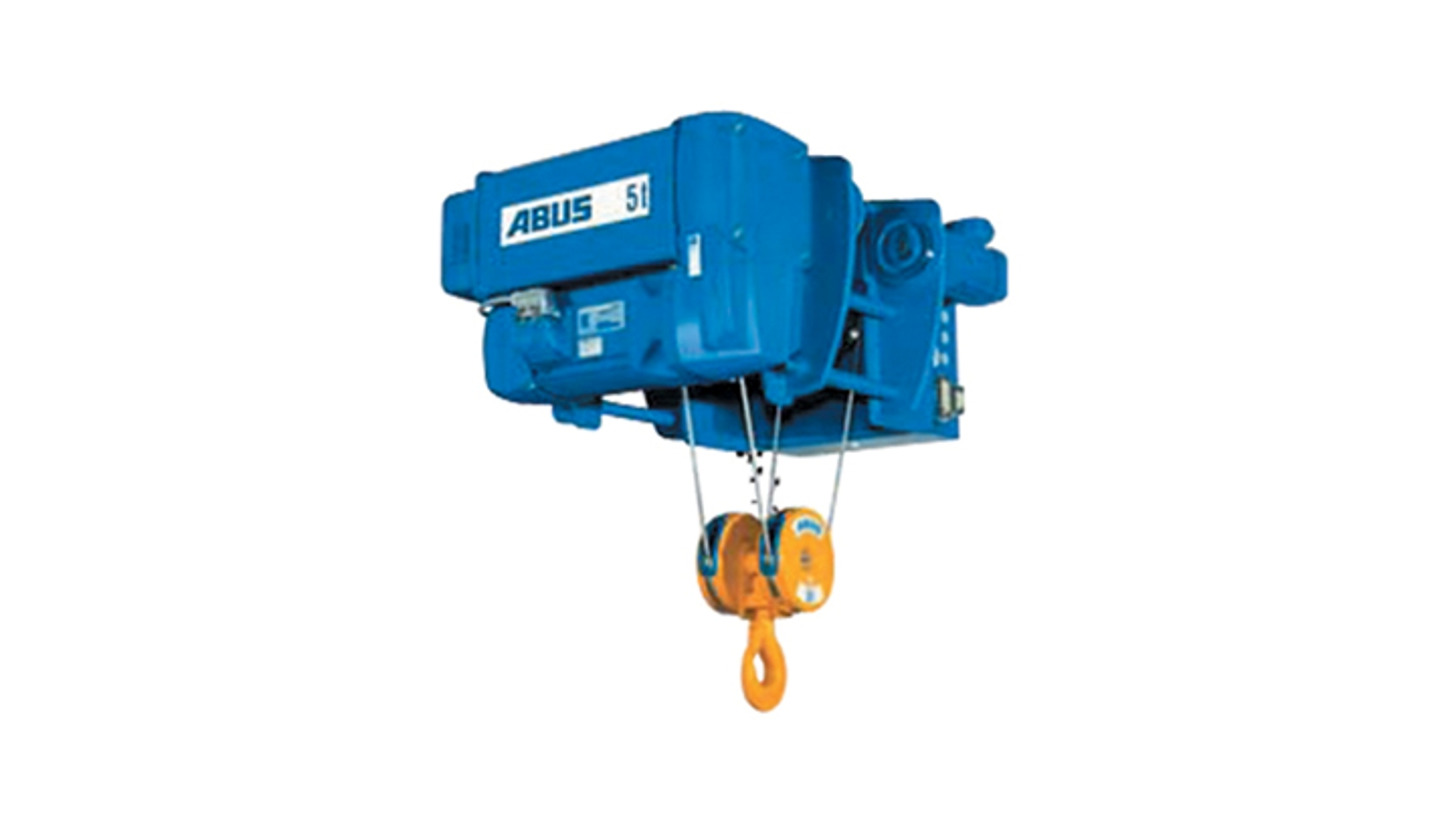 Logo Electric Wire Rope Hoists
