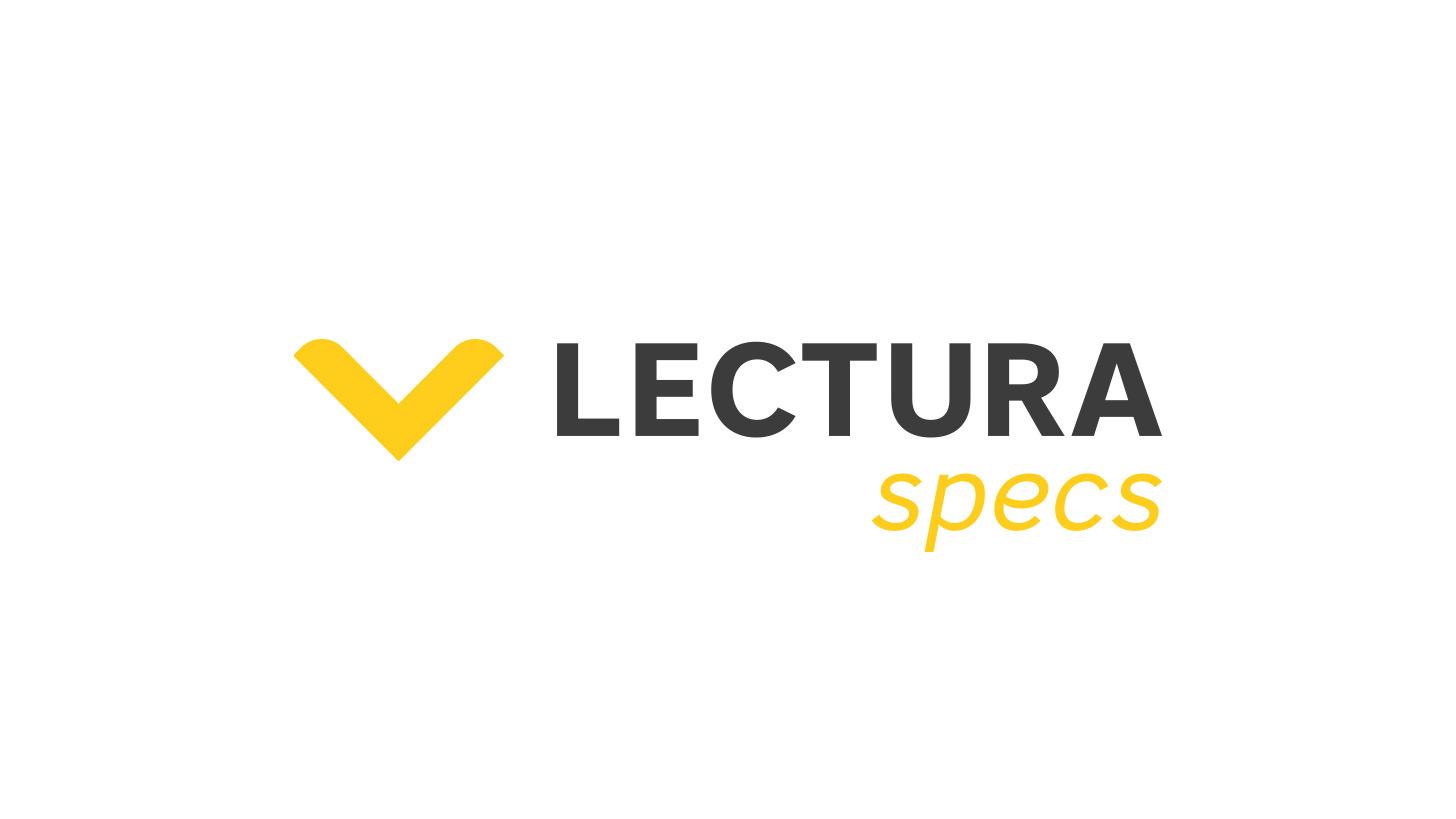 Logo LECTURA-SPECS
