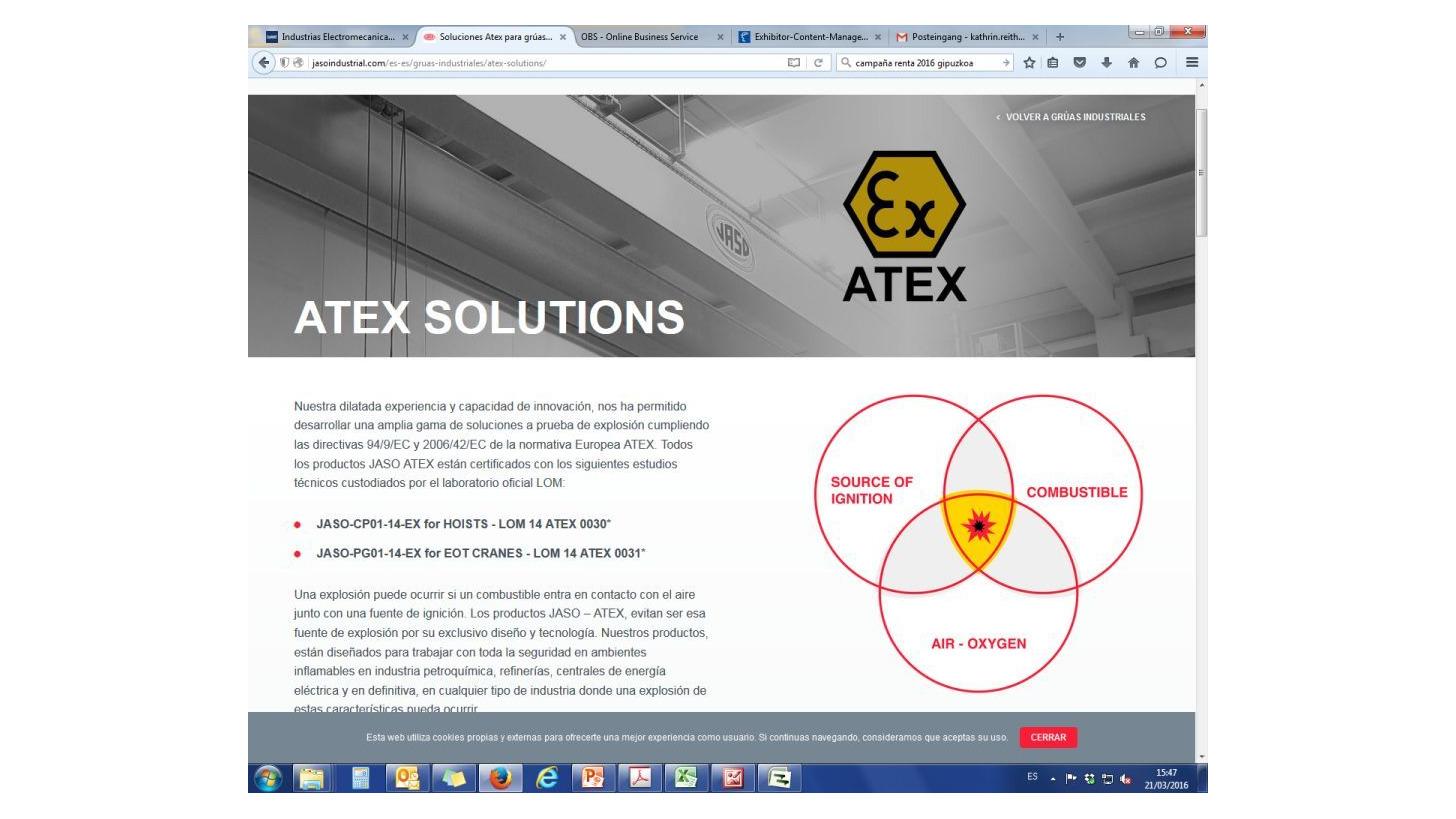 Logo ATEX Solution
