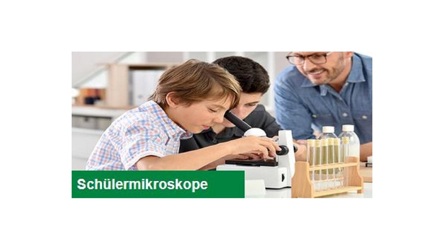 Logo Mikroskopie
