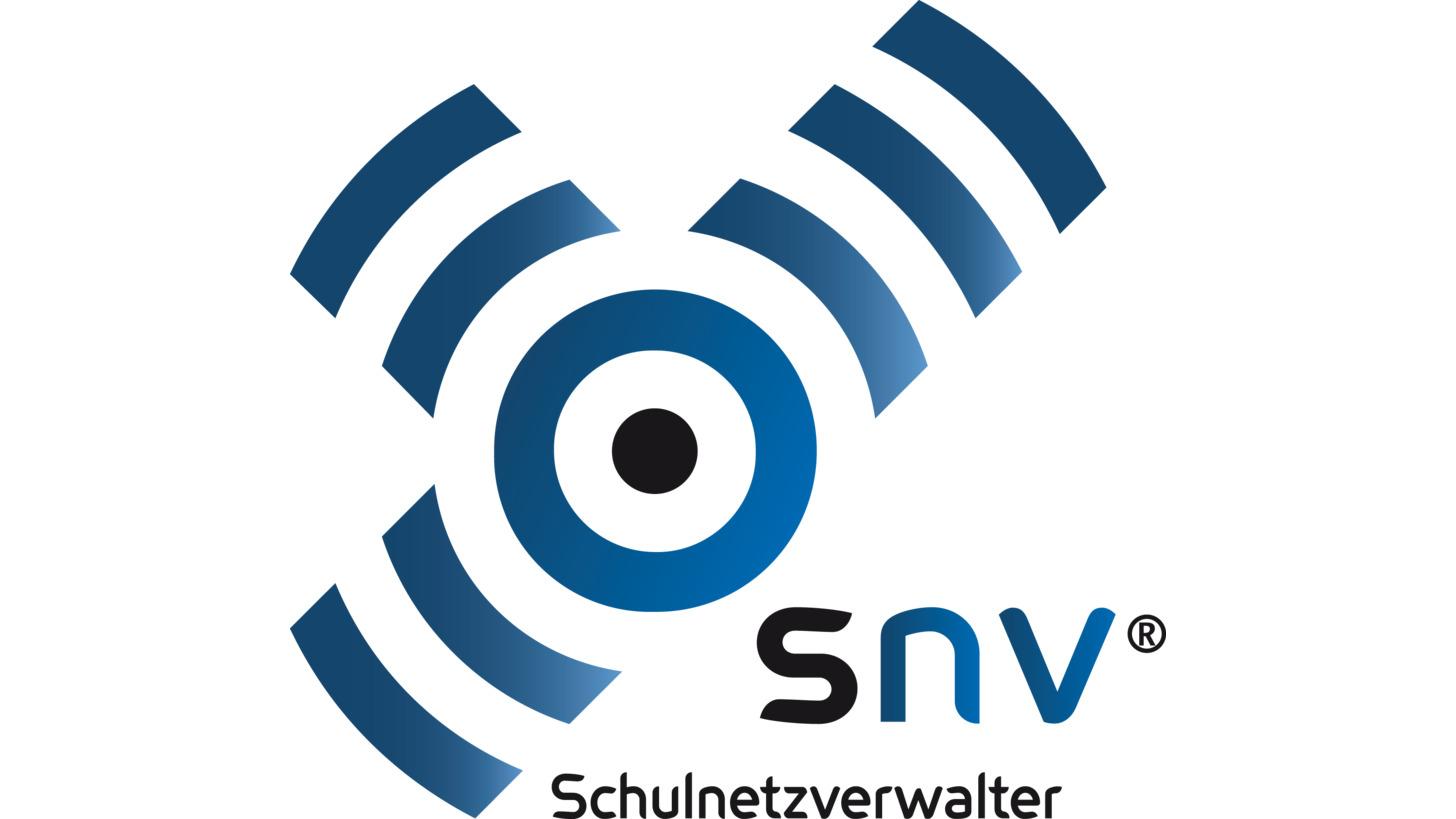 Logo Schulnetzverwalter 3.0 snv®