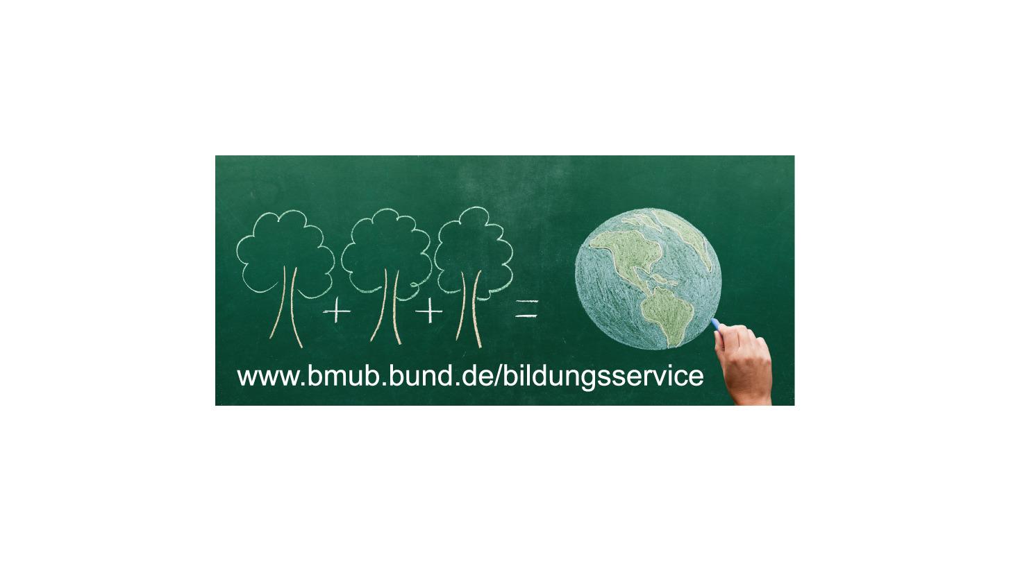 Logo BMUB Bildungsservice